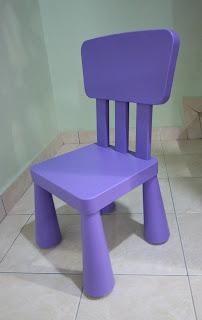 My Garage Sale Ikea Mammut Children Chair