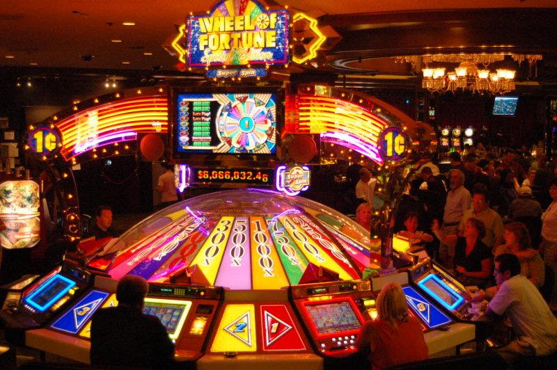 smoke free casino in vegas