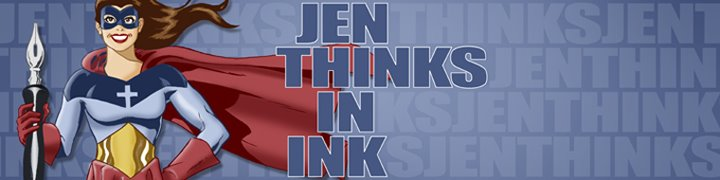 Jen Thinks In Ink