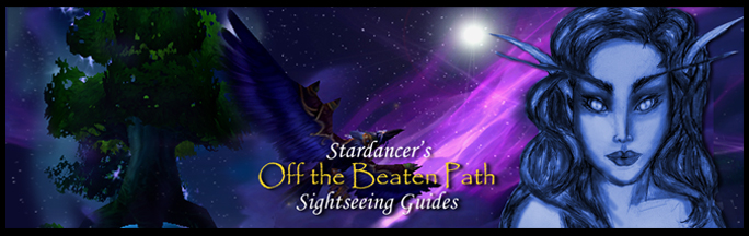 Stardancer's Sightseeing Guides