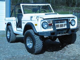 Ford Bronco Restoration >> Dominic Maida 1976 Ford Bronco Restoration