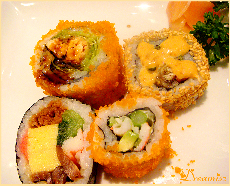Essay my favorite food sushi and s