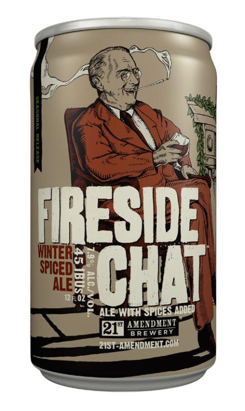 The Foaming Head - American Craft Beer: 21st Amendment ...