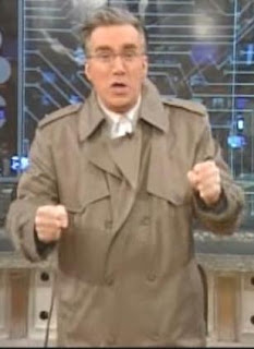 What's under that coat, Mr. Olbermann? (from Kissing Suzy Kolber)