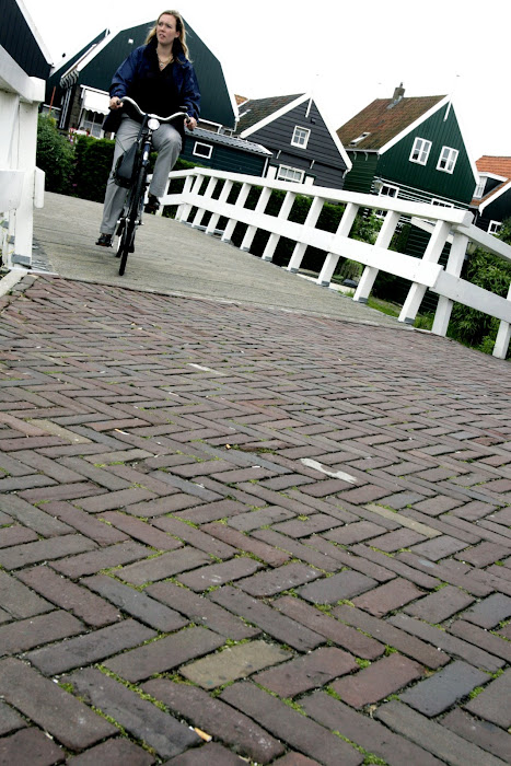 un paseo por Amsterdam