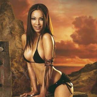 Ashika Chand hot photos in bikini