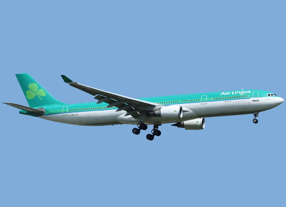 Business Flight Aer Lingus Ei A333 Plane Photos