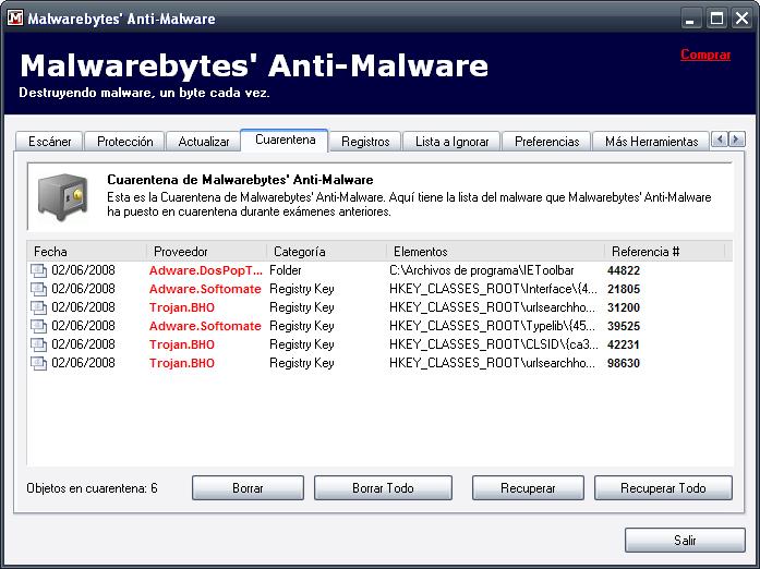 Malwarebytes anti malware 1.34 full