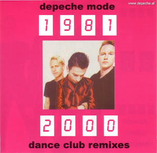 Depeche Mode - Dance Club Remixes 1981 - 2000