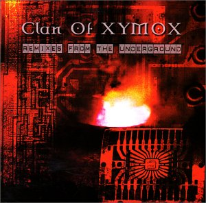 Clan of Xymox - Remixes from the Underground