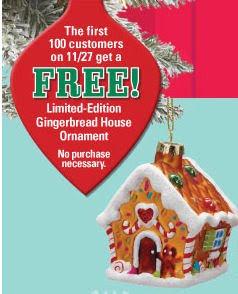 Free Ornament At World Market