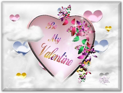 Be My Valentine Cards - Love greetings, kiss cards, hug cards