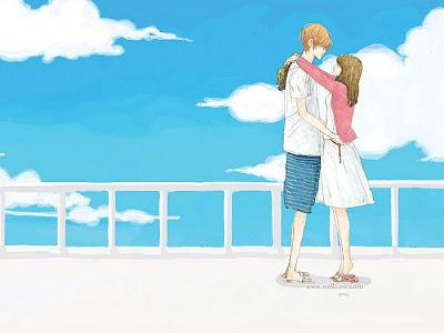 Romantic Love card - Romantic Story of True love