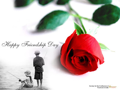Friendship Day Dating Card