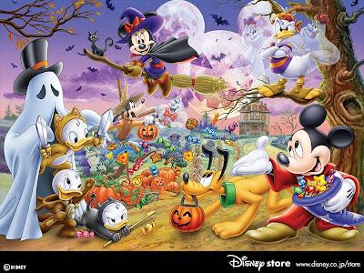 Halloween wallpapers free halloween wallpapers cute - Cute screensavers for kids ...