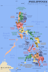 Philippine Regions and Provinces