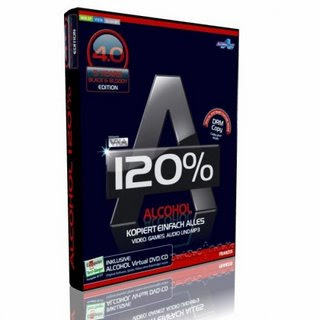 Alcohol 120% 2. 0. 2. 5629 [windows xp/7] download torrent – the.