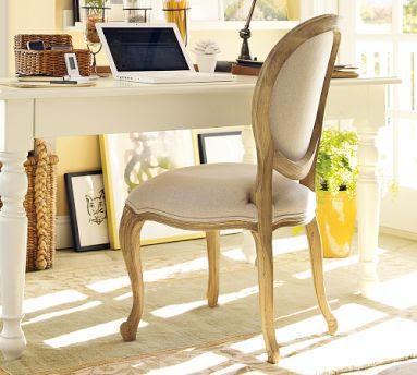 Mariah And Sham Louis Chairs