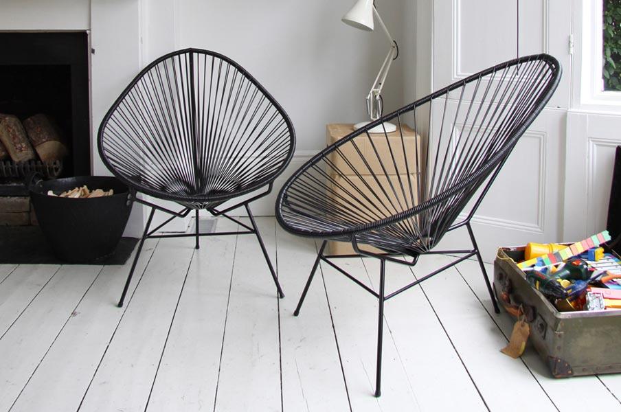 iris 39 blackboard acapulco chair. Black Bedroom Furniture Sets. Home Design Ideas