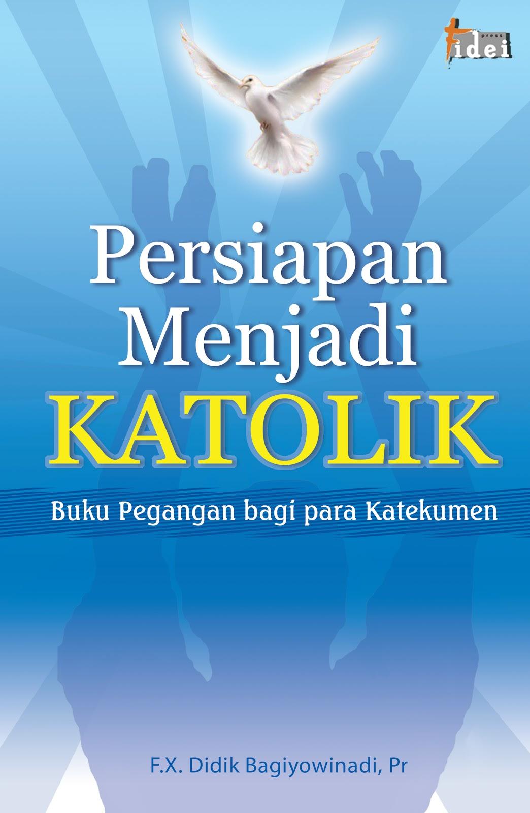Buku Pegangan Bagi Para Katekumen Dewasa