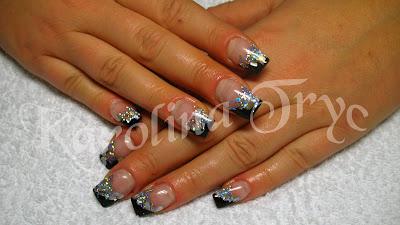 nails art gel nails  simple nail art designs