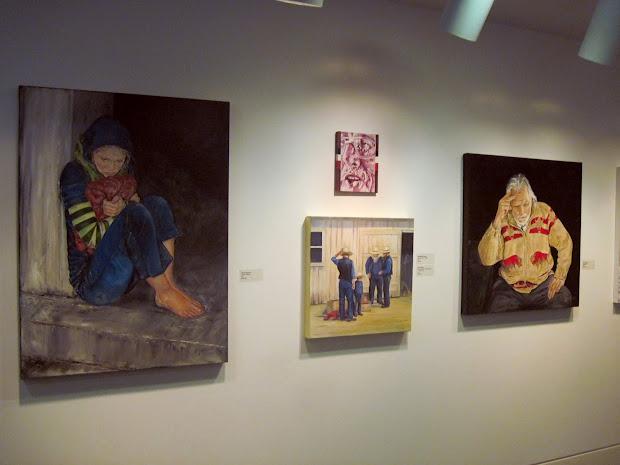 Art World Canadian Artist Anna Sponer