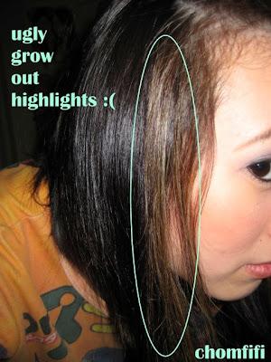 Honey Blonde Highlights In Black Hair