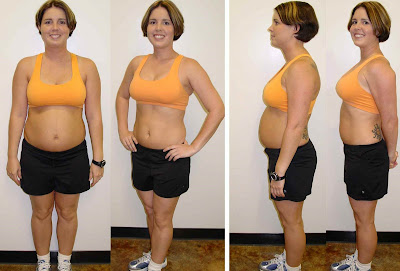 jennifer4weeksin Post Baby Fat Loss in Just 4 Weeks