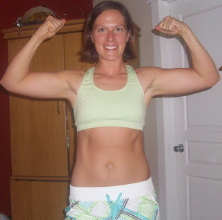 Project1 Flat Abs after Five Kids without a Single Sit Up!