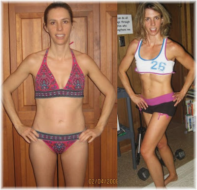 susan+ba Bikini Model Abs in just 12 Weeks!