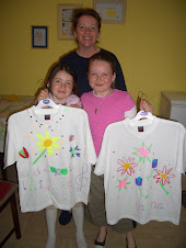 T-SHIRT CRAFT WITH NEIGHBOURS