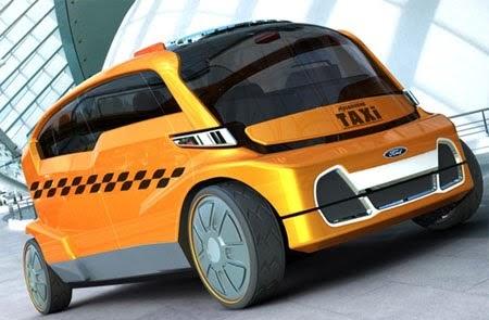 Discovery Design Channel Future Melbourne Taxi Design For