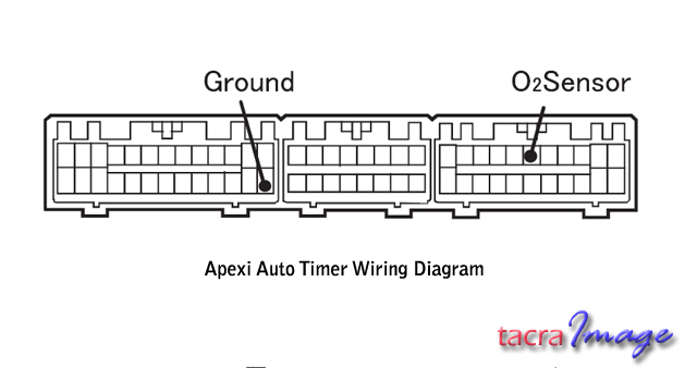 Tacra S Diy Garage Apexi Auto Timer Pen Type Installation