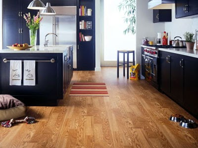 cork flooring in kitchen contemporary hardwood flooring interior contemporer 5816