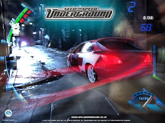 Marko top car need for speed underground hd game - Need for speed underground 1 wallpaper ...