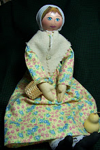 Gourd Head Shaker Doll