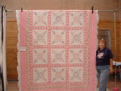 Five Generations Heirloom quilt
