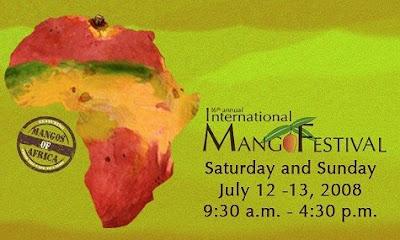 fairchild mango festival