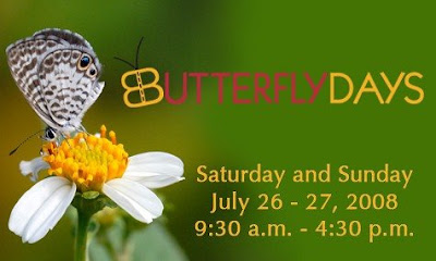 butterfly days at fairchild