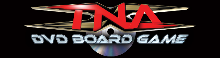 TNA WRESTLING DVD BOARD GAME