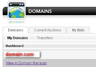 Custom Domain Blogspot Godaddy