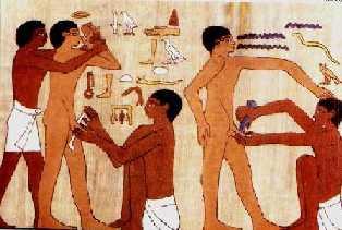 Cirugia en el Antiguo Egipto