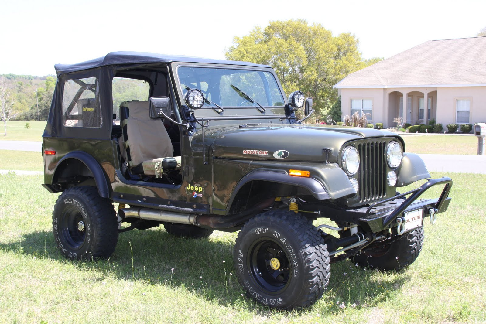 1977 Cj7 Jeep Frame Off Restoration 1k Mi 77 Jeep Cj7
