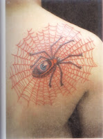 Spider Tattoos Photo