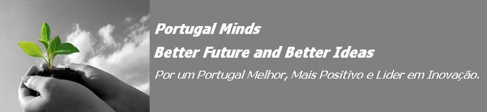 Portugal Minds - Better Future and Good Ideas