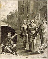 De Avonturen Van Diogenes Wie Was Diogenes