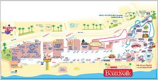 Vintage Disneyland Tickets: Santa Cruz Beach Boardwalk