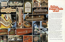 Vintage Disneyland Tickets Disney Theme Parks Day