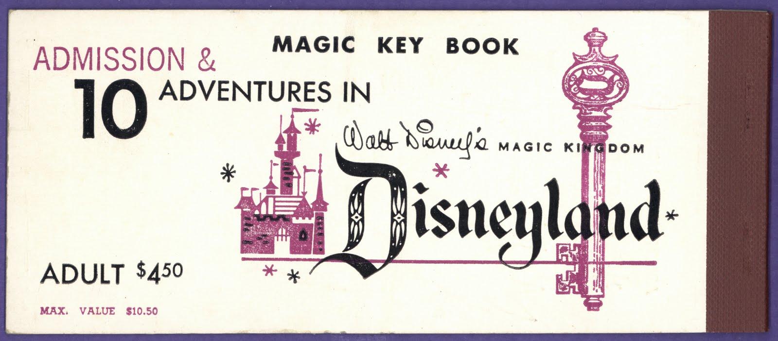 Free Printable Disney Tickets
