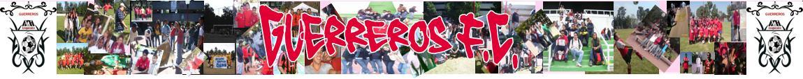 Web Oficial Guerreros F.C.